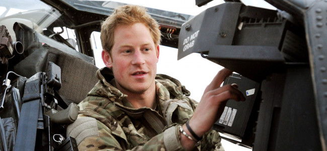 Prince Harry Rescued Gay Soldier From Homophobic Attack