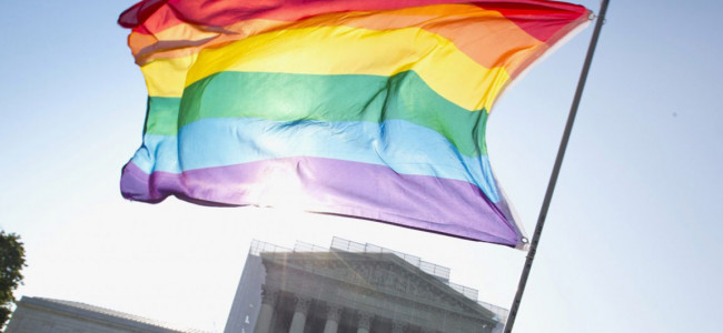 US Supreme Court Strikes Down Gay Marriage Ban