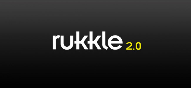 Welcome To The New rukkle!