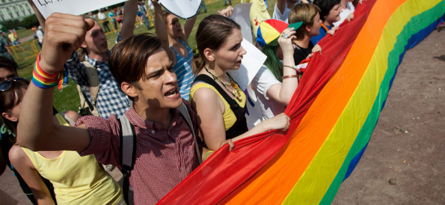 Gay Propaganda Law Russia – It's Time To Unite With Russia's LGBT Citizens
