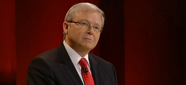 Kevin Rudd Same Sex Marriage Comments On ABC's 'Q&A' Go Viral