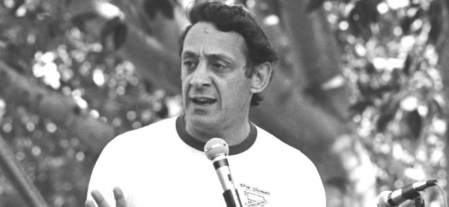 US Postal Service Releases Harvey Milk Stamp