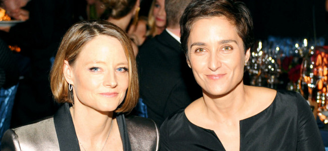 Jodie Foster Married Girlfriend Alexandra Hedison In Private Ceremony