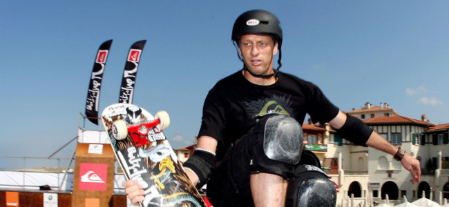 Skateboard Icon Tony Hawk Supports Gay Marriage