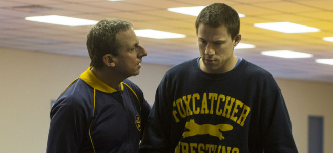 Mark Schultz Condemns 'Foxcatcher' Director Over Implied Gay Relationship