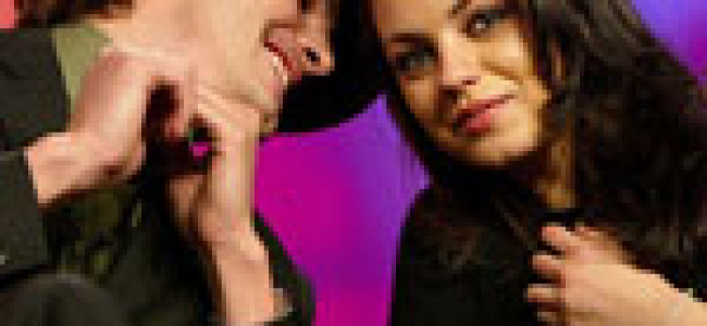 Ashton Kutcher And Mila Kunis Fuel Dating Rumours