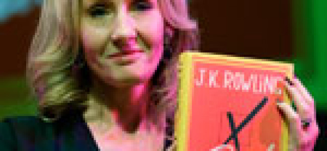 J.K. Rowling's Casual Vacancy Being Made Into A TV Show