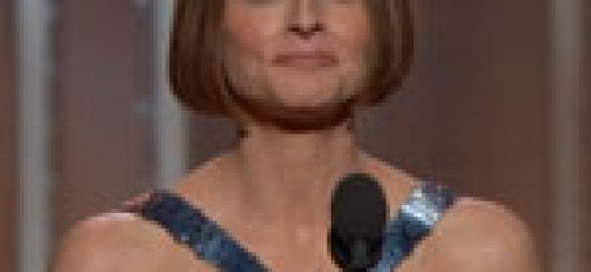 Jodie Foster Comes Out During Globes Speech