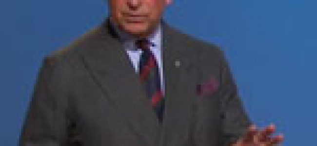 Let's All Watch Prince Charles Do The Weather!