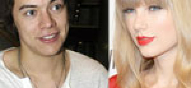 Is Taylor Swift Dating One Direction's Harry Styles?