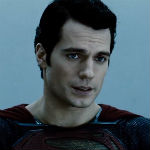 Henry Cavill in Man Of Steel extended trailer