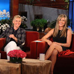 Jennifer Aniston Interviewing Ellen And Portia About Their Marriage