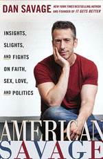 American Savage by Dan Savage cover