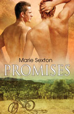 Promises Coda Series by Marie Sexton cover