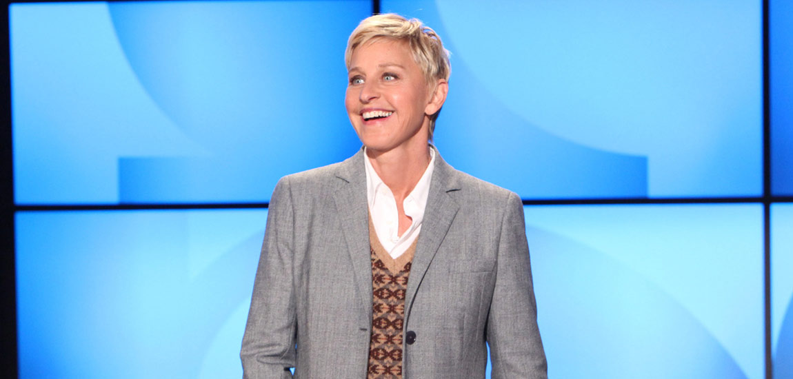 Most Powerful Gay Celebrities 2013 - Ellen DeGeneres
