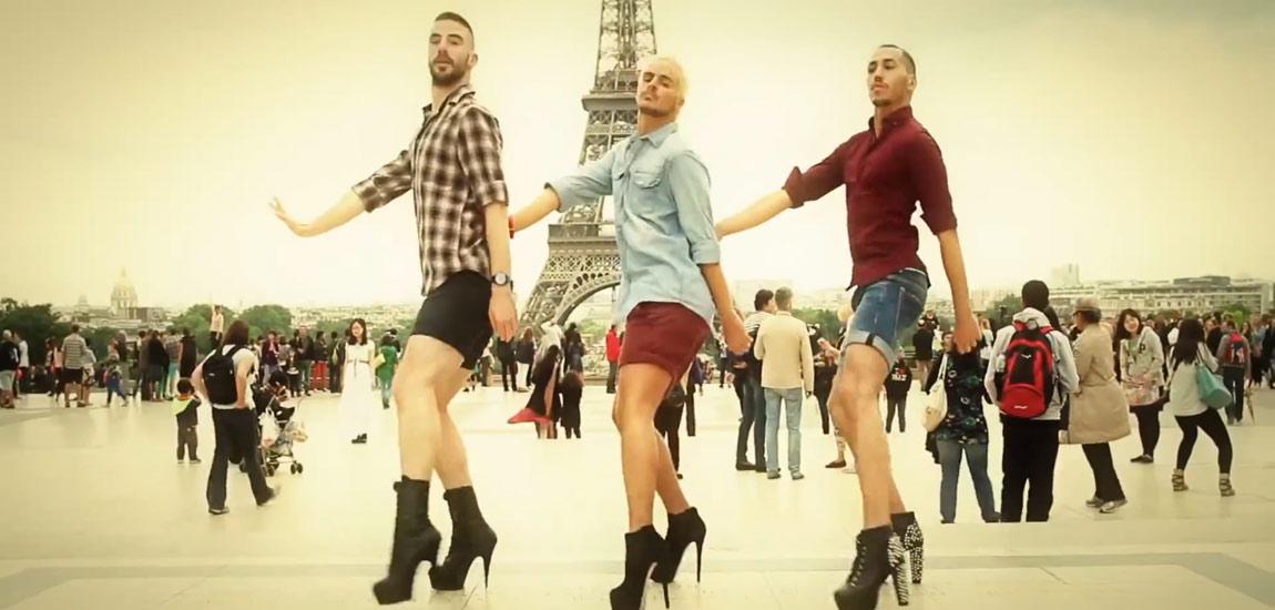 Choreographer Yanis Marshall Brings The Spice Girls To Paris