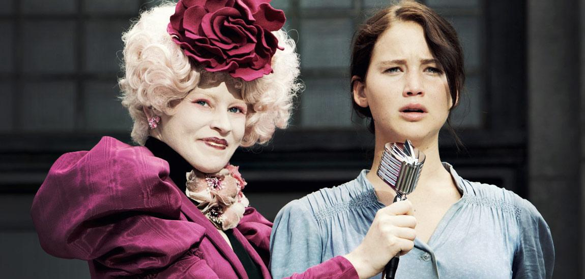 Hunger Games Character Effie Gay Elizabeth Banks Thinks So Rukkle