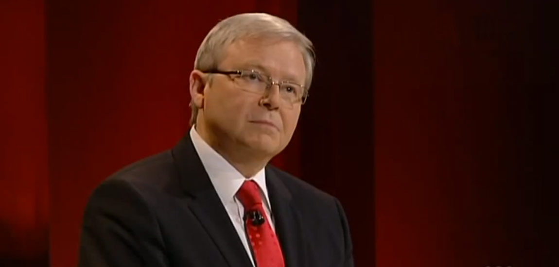 Kevin Rudd Same Sex Marriage Comments Go Viral
