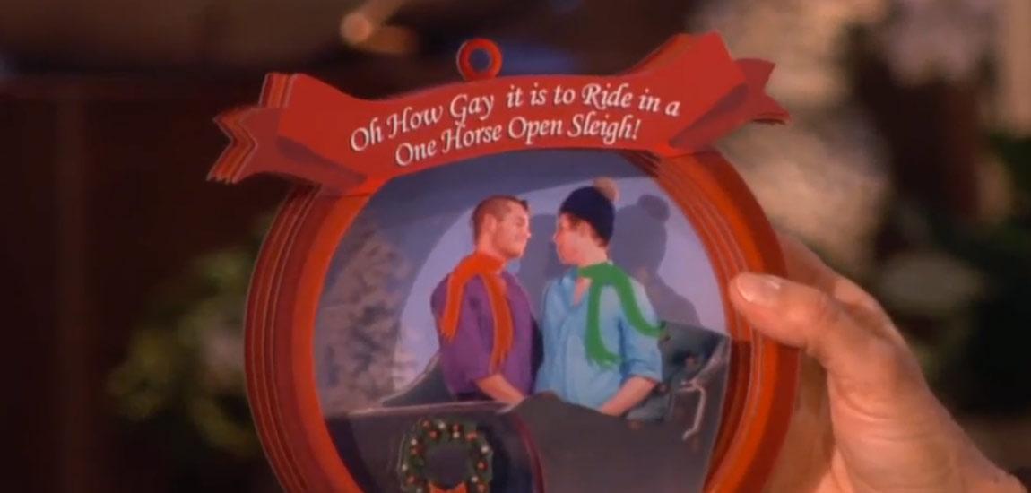 gay christmas carols