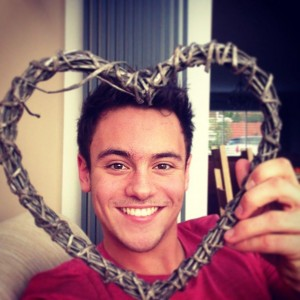 Tom Daley Valentine