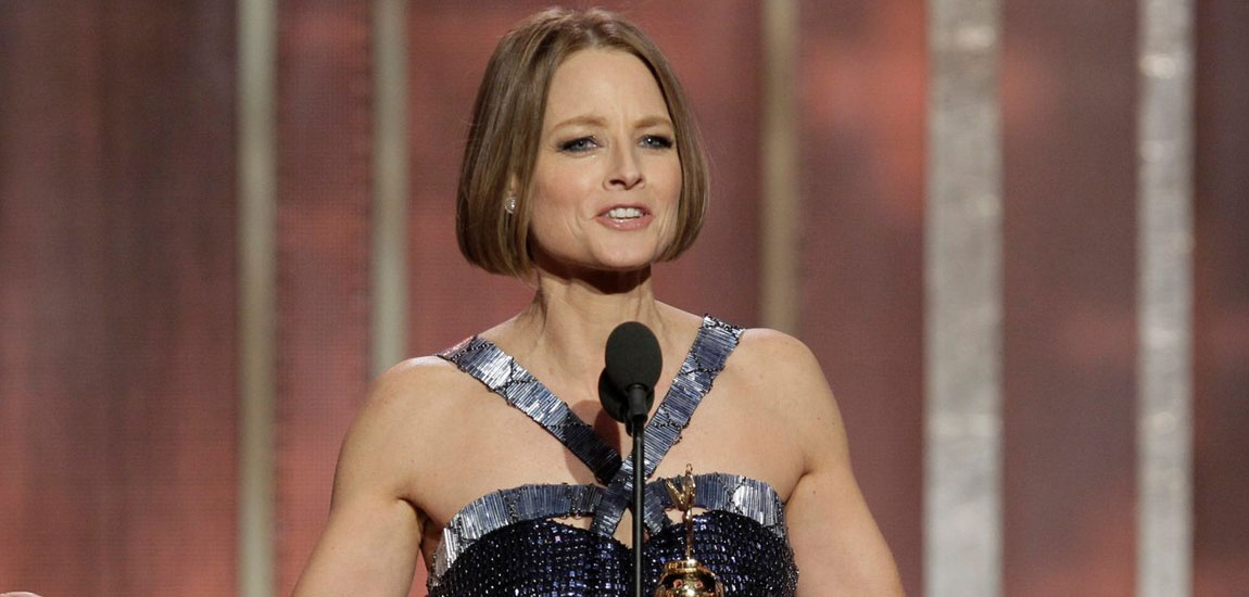 Jodie Foster Coming Out