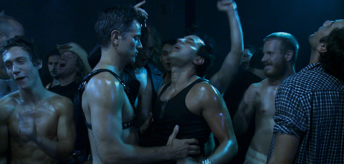 Gay Documentaries 2014 - Interior Leather Bar