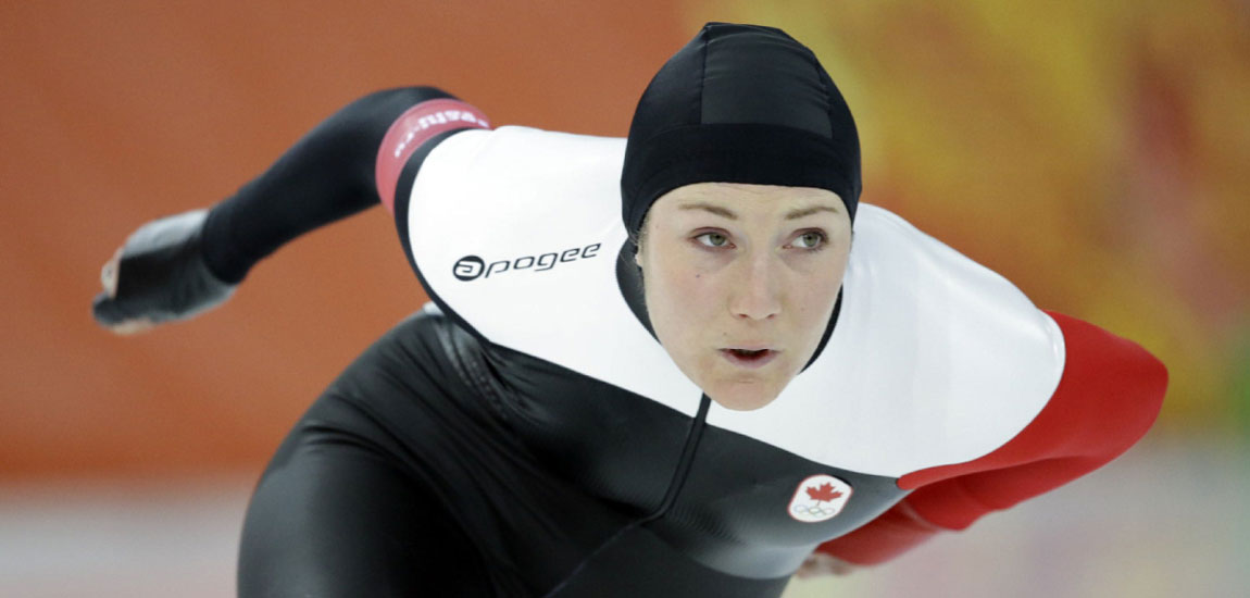 Gay Olympians Results - Anastasia Bucsis