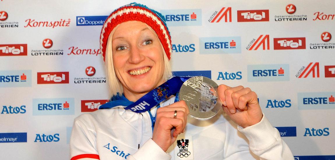 Gay Olympians Results - Daniela Iraschko-Stolz