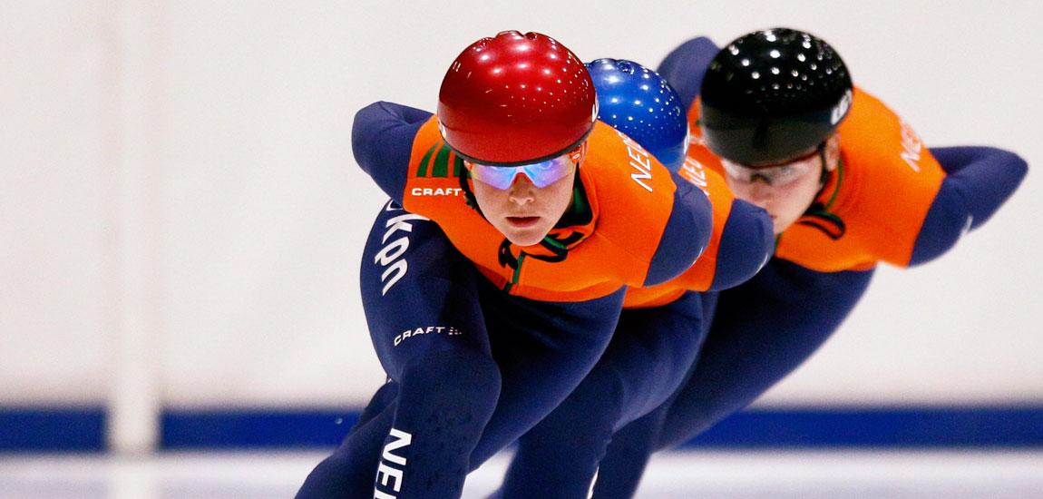 Gay Olympians Results - Sanne Van Kerkhof