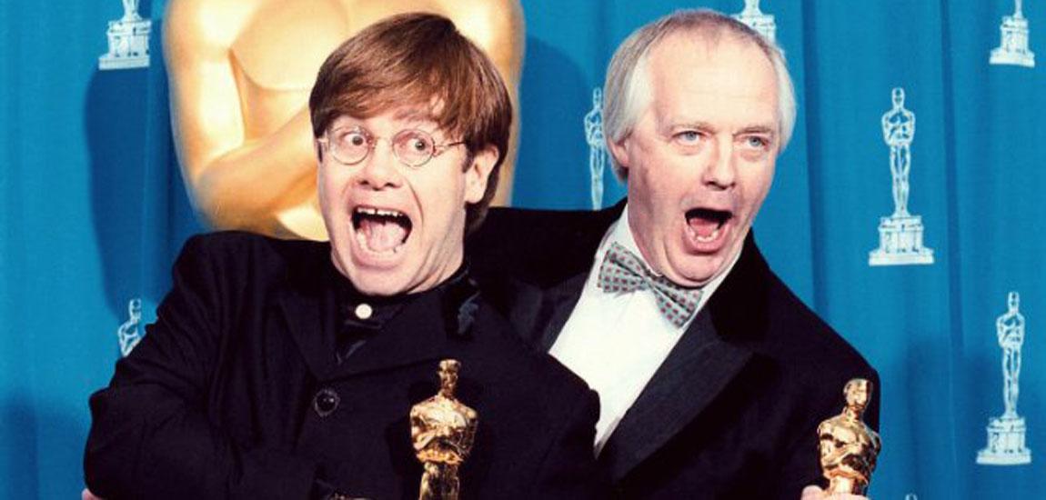 Gay Oscar winner Sir Elton John