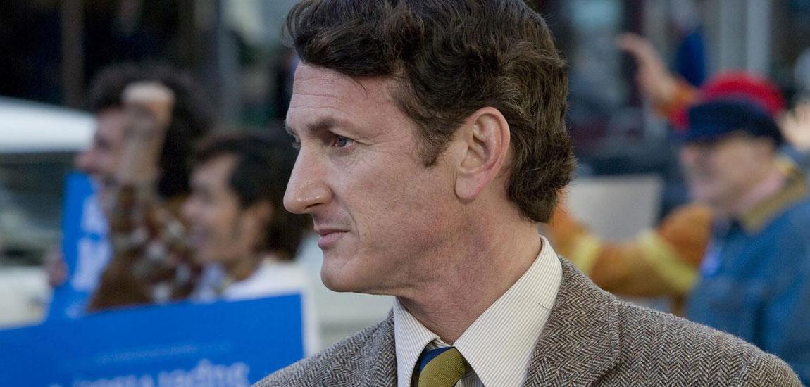 Oscars for gay roles, Sean Penn in Milk