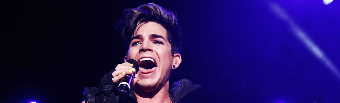 Gay Icons Male Edition Adam Lambert