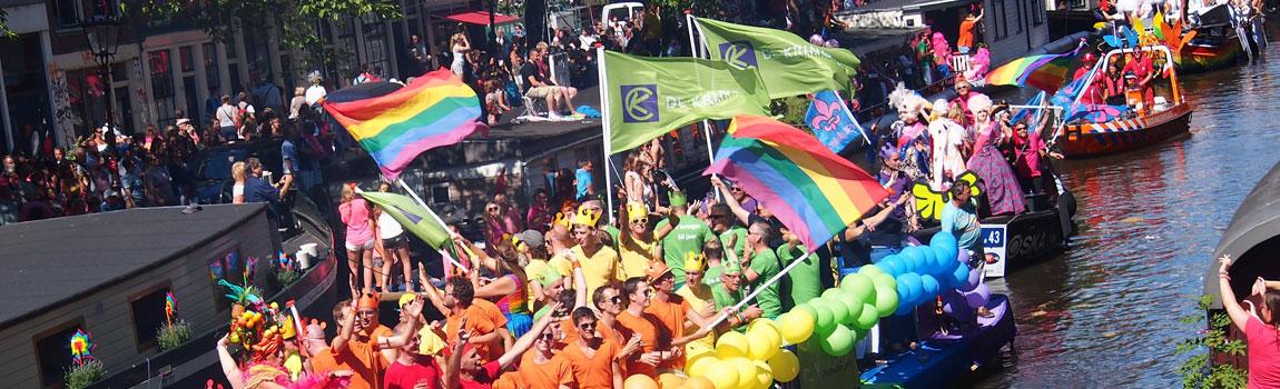 Gay Pride 2014, Amsterdam
