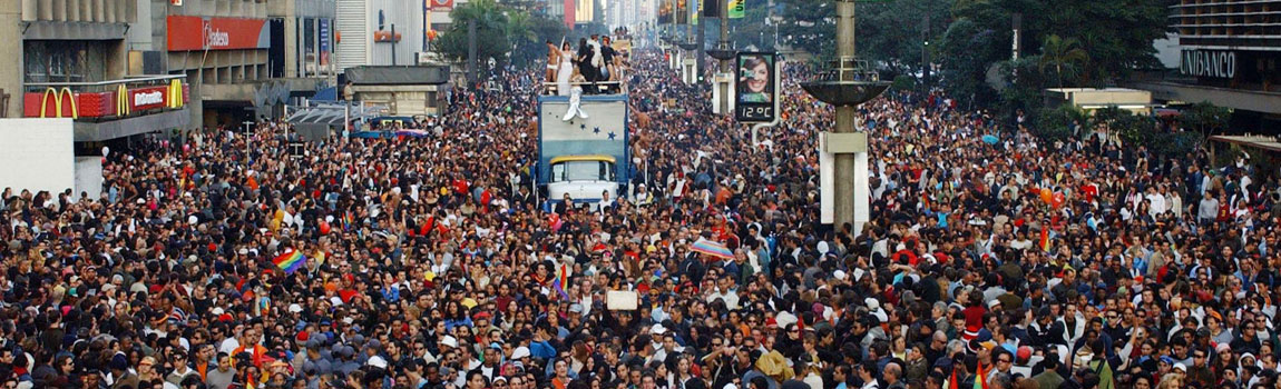 Gay Pride 2014, Brazil