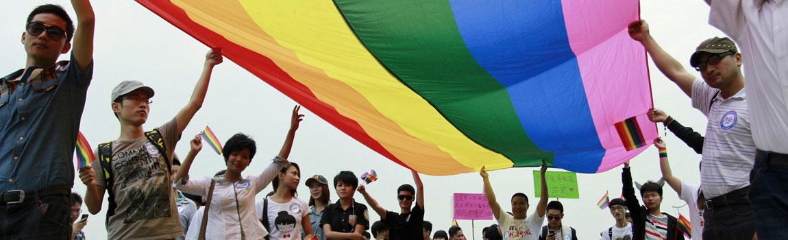 Gay Pride 2014, Shanghai