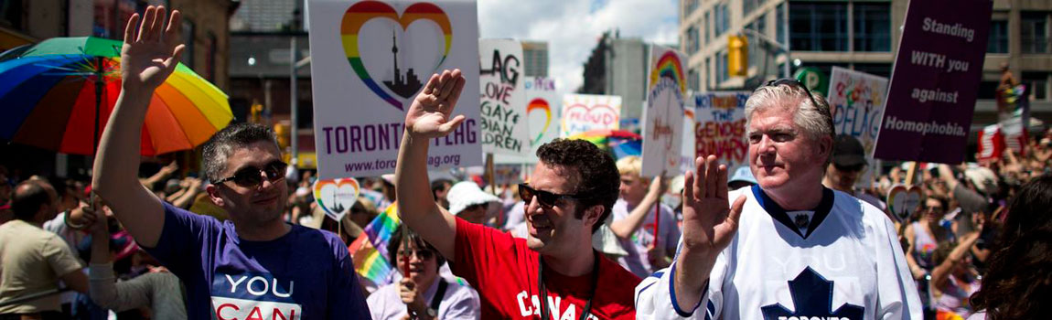 Gay Pride 2014, Toronto