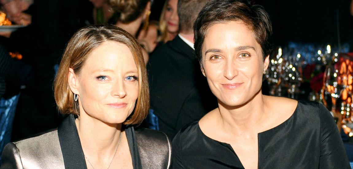 Jodie Foster married girlfriend Alexandra Hedison