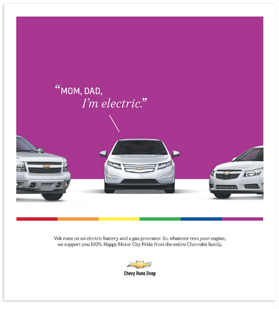 Gay Print Ads, Chevy