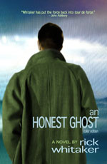 Best Gay Books 2014, An Honest Ghost cover