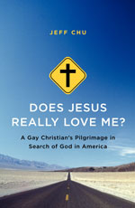 Best Gay Books 2014, Does Jesus Really Love Me cover