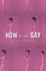 Best Gay Books 2014, How To Be Gay cover
