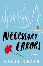 Best Gay Books 2014, Necessary Errors cover