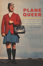 Best Gay Books 2014, Plane Queer Cover
