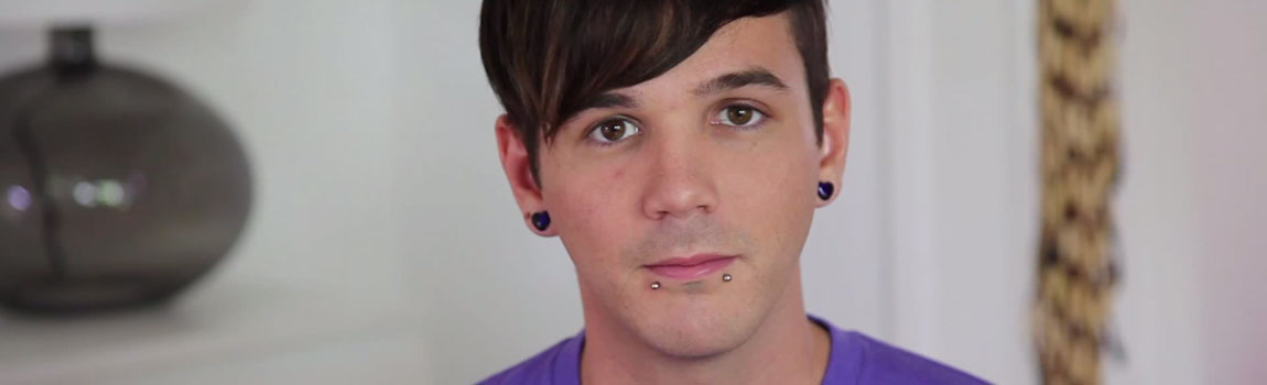 Best Gay Vloggers, Gay God, Matthew Lush