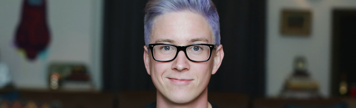 Best Gay Vloggers, Tyler Oakley