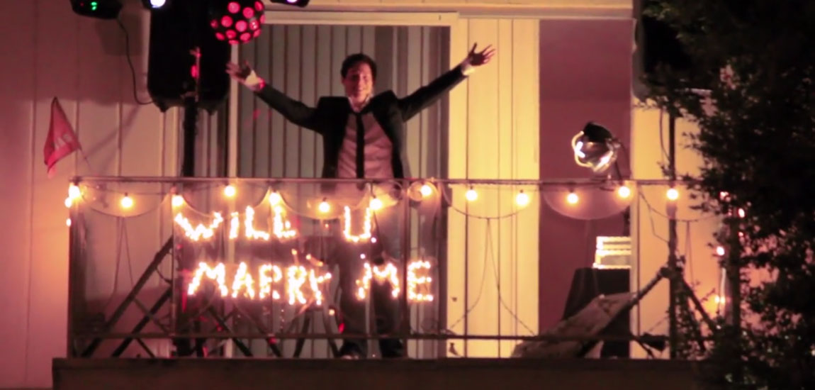Weddings best viral proposal videos