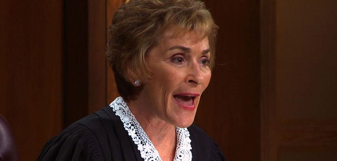 Judge Judy Grindr Case