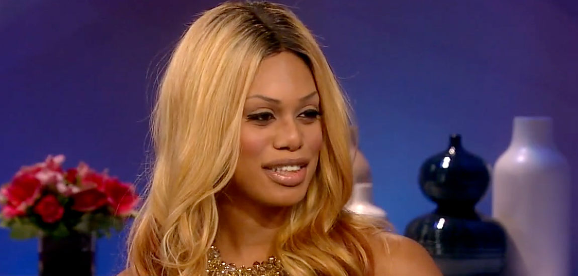 Transphobia In The Media, Laverne Cox