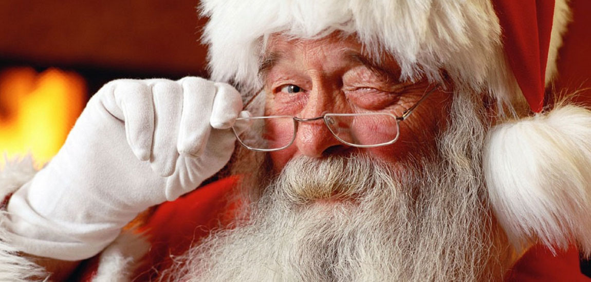 Gay Christmas Gift Ideas, Santa Claus