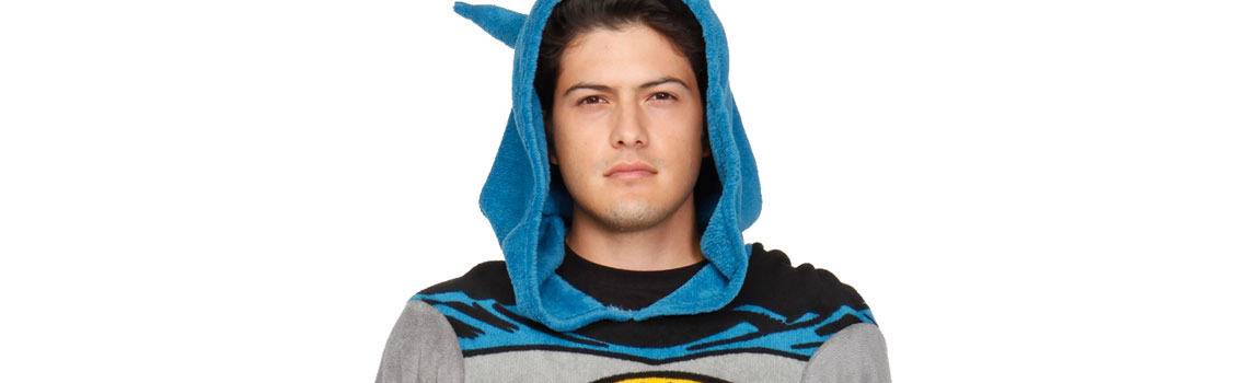 Gay Christmas Gift Ideas, Superhero Fleece Blanket